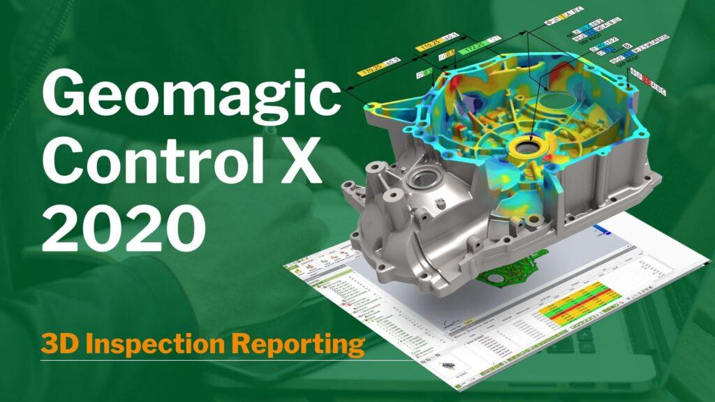 Geomagic Control X 2020